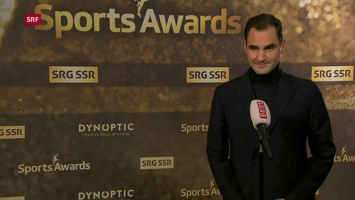 Roger's interview 1/2  🎥SRF