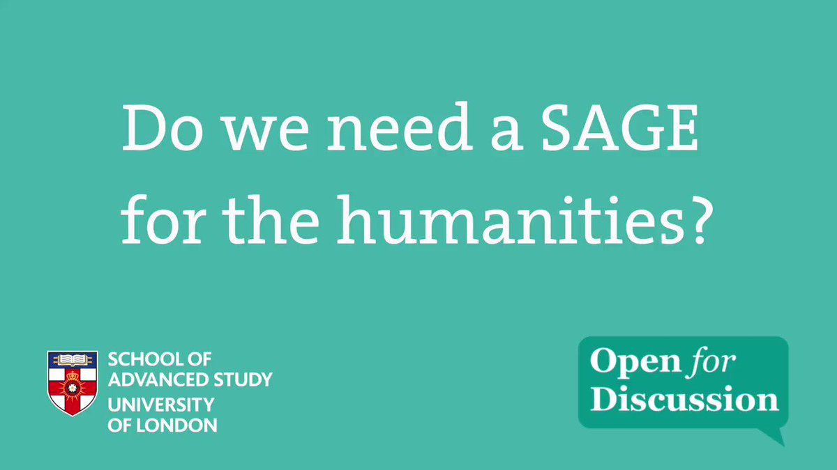 We know how disinformation spreads, whats worked in the past to tackle it & how this can help now. @JoFox80341302, SAS dean and former @ihr_history director, on how humanities scholars can help shape pandemic policy. Join the debate tonight, 6pm 👉 bit.ly/2VJgjEV