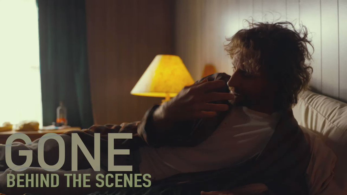A glance behind the scenes from shooting the music video for #Gone... Watch now:
