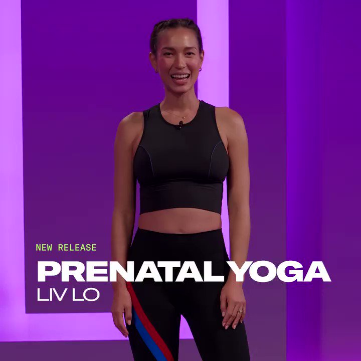 We're happy to announce that Liv Lo is officially joining the Tonal team as our newest guest instructor! As a yoga teach and soon-to-be mom, Liv will take us through her prenatal workout routine. Follow along as she shares her fitness knowledge and experience. #BeYourStrongest