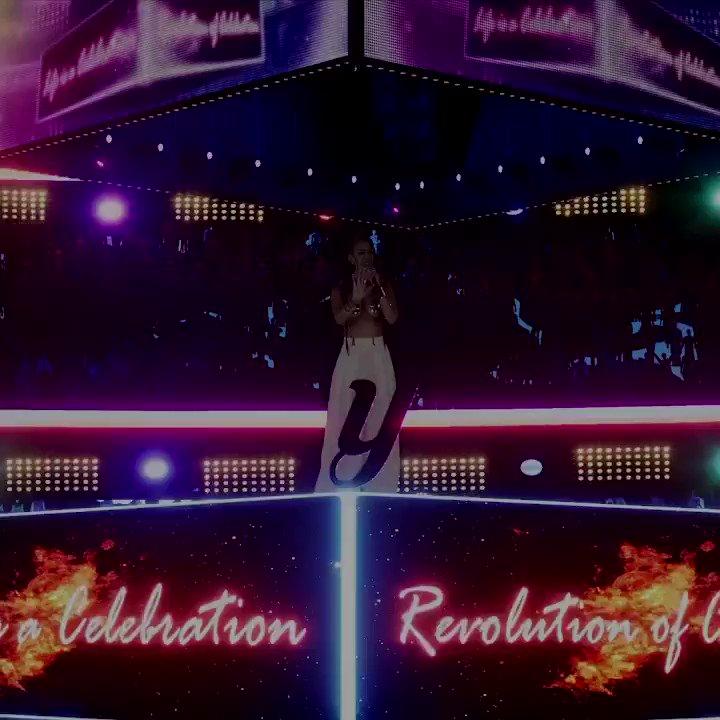 Los invito a pasar junto a mi y a toda mi música este 31 de diciembre(Noche vieja) ; en un show virtual creado por Revolution Of Celebration. Vayan ahora por sus entradas gratis. Antes de que se acaben!!! 💜
