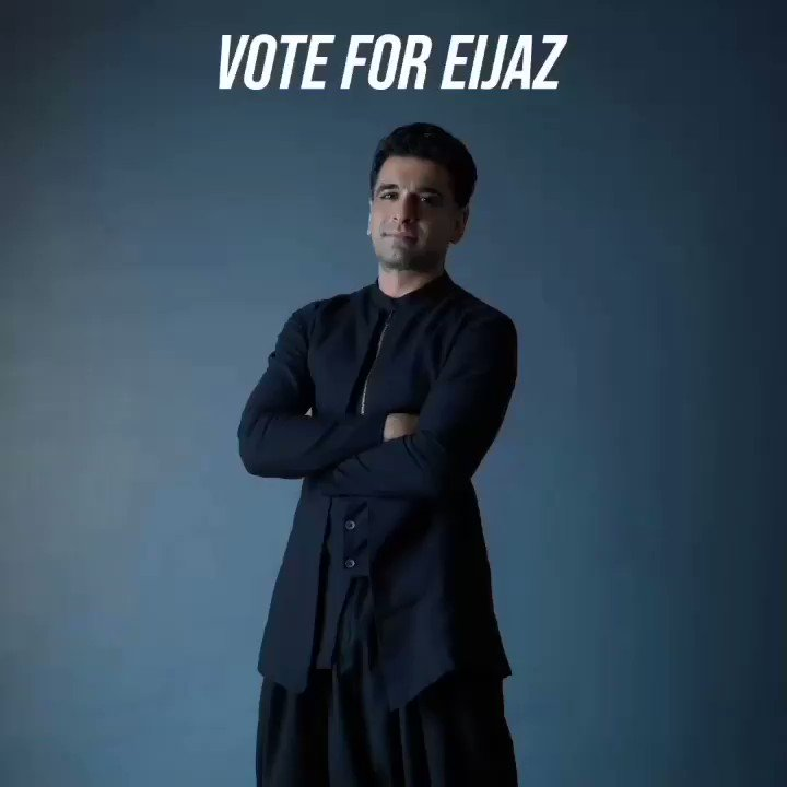 Our Gabbar has been nominated in the Bigg Boss house. It's your support that got him this far and made him stronger. It's time to show your love yet again! Keep showering him with your love, support and votes!  #VOTEforEIJAZ  Click on the link below
