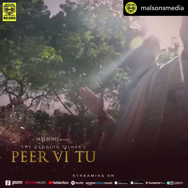 """Peer Vi Tu"" #OutNow https://t.co/7esU1lrhPB"