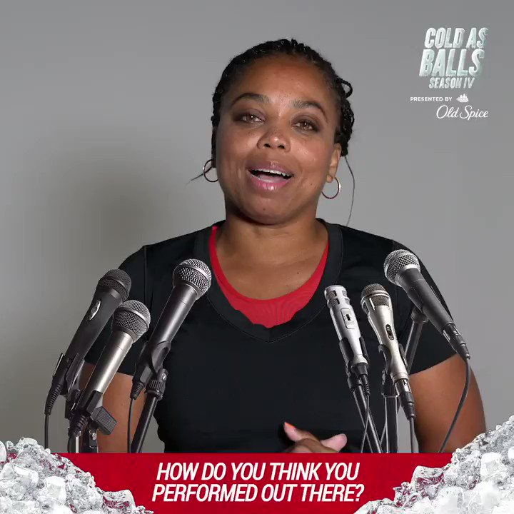 Best post-tub interview this season with @jemelehill! Watch her full episode of #ColdasBallsS4 now -   #PoweredByOldSpice #Interview #KevinHart