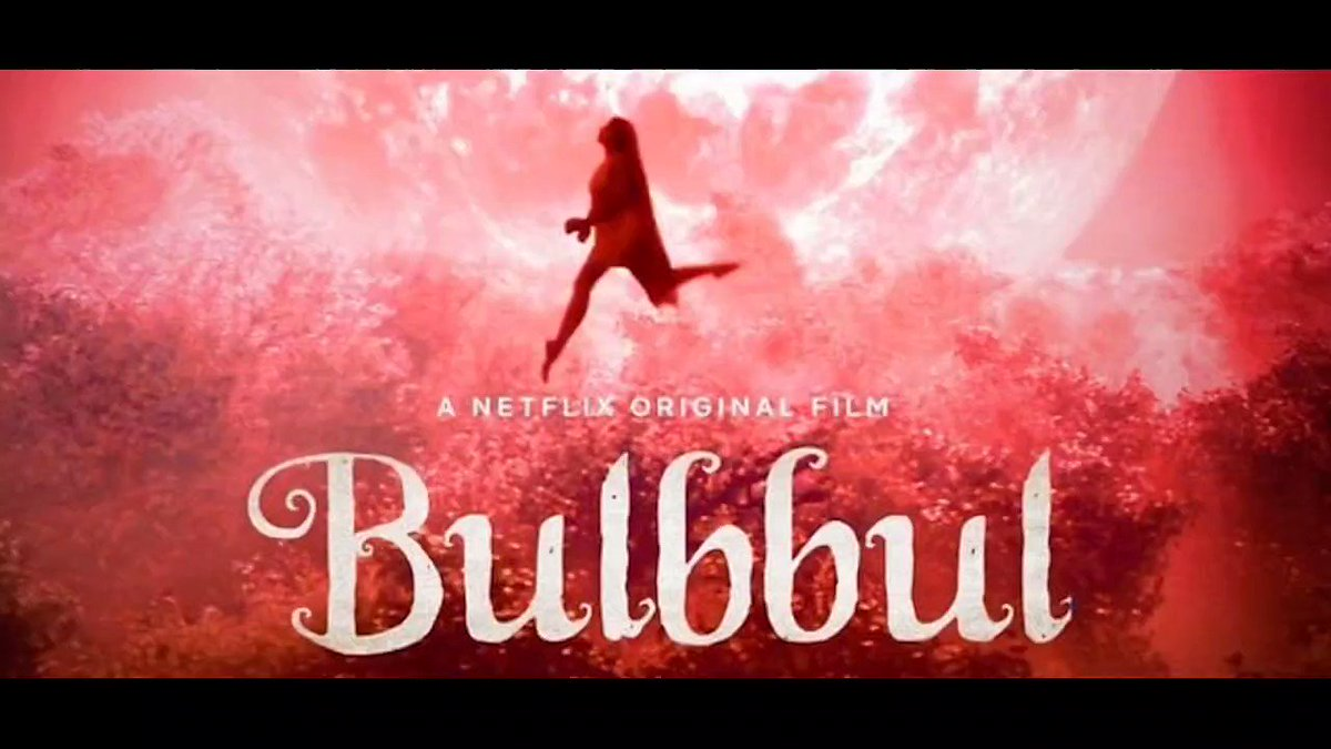 Delving deeper into the essence of the movie at The Indian #ExpressFilmClub webinar discussion on ' #Bulbbul ' with Director & Writer, #anvitadutt & Actor, @avinashtiw85 in conversation with @shubhragupta from @IndianExpress  @NetflixIndia @habitatworld @NCPAMumbai