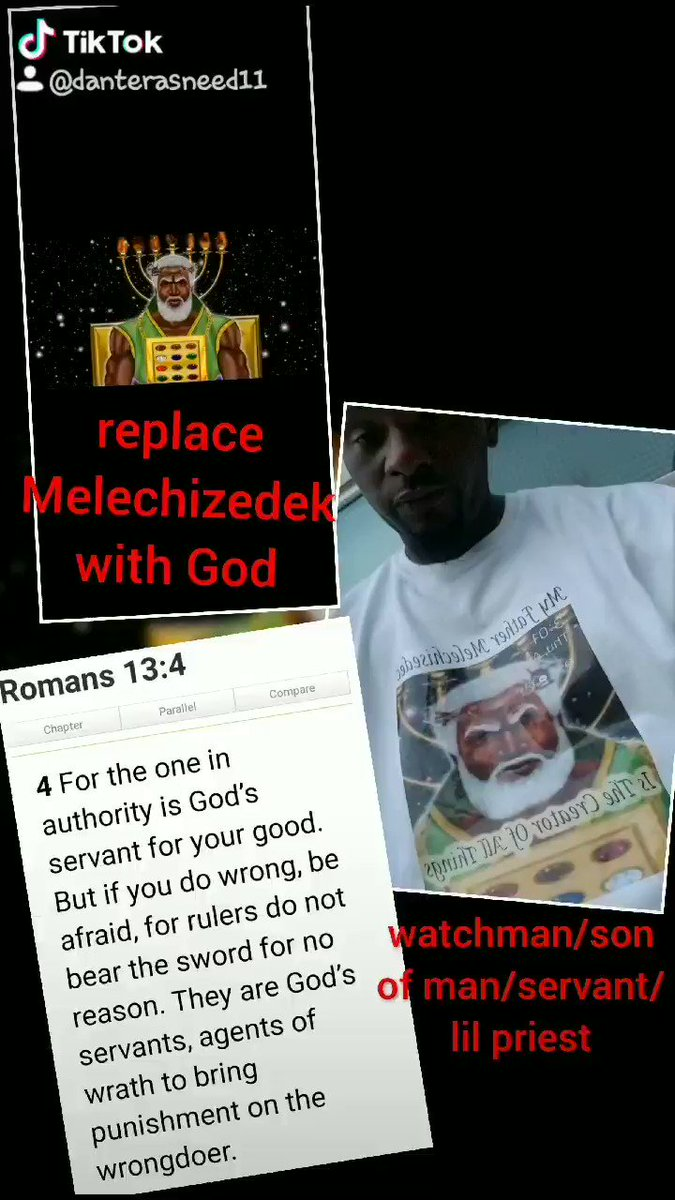 the holy priesthood order of Melechizedek