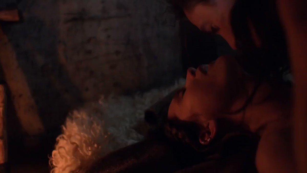 Emily Cox – The Last Kingdom S01E02-03 (2015)  – Celeb Nudity