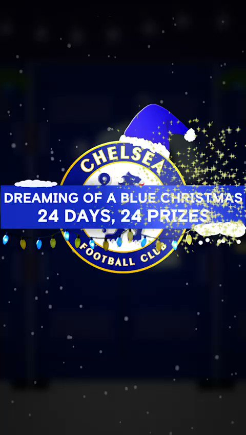 A huge prize to be won in the Chelsea Advent Calendar today 🤩  Click here:   @ChelseaFC