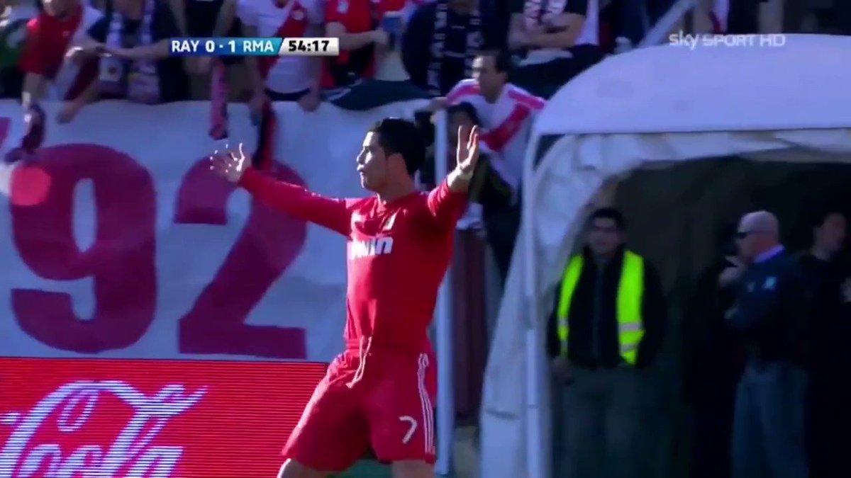 No one scores backheel Goals like Cristiano Ronaldo