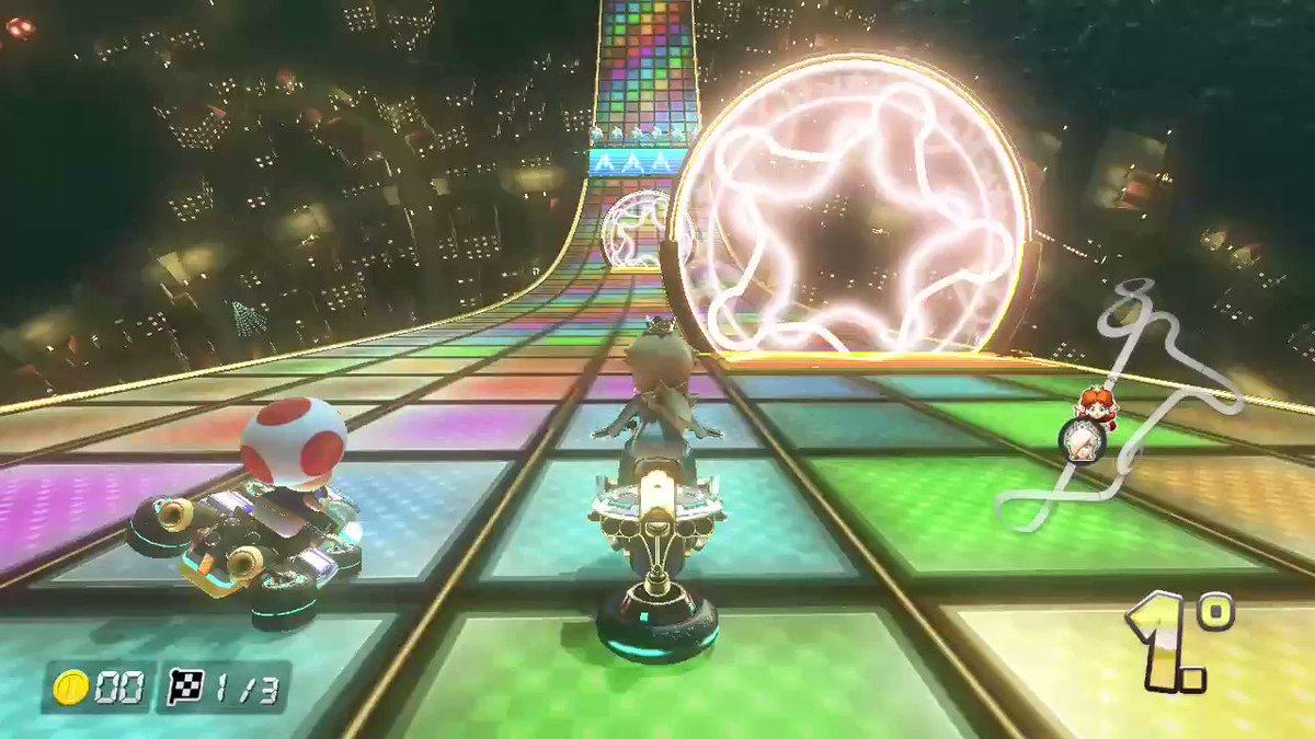 #MK8D #NintendoSwitch