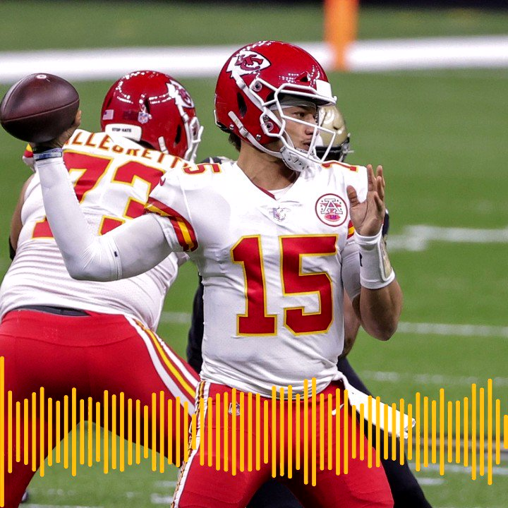 Listen to the Chiefs Radio Network Play of the Game against the New Orleans Saints, presented by @Helzberg