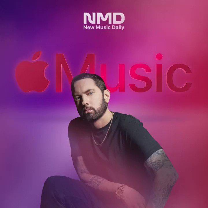 """It's Music to Be Murdered By again, why stop?"" @AppleMusic #MTBMB"