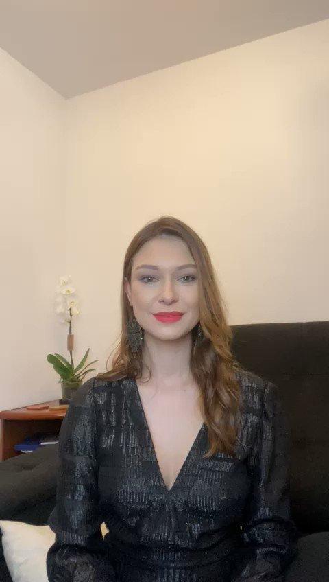 Protagonista da novela @AmorSemIgual, da Record Tv, Day Mesquita venceu a categoria melhor atriz de novela no #PremioCONTIGO2020.