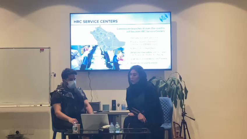 Catch up on our conversation with  @EUintheGCC for #InternationalHumanRightsDay. In a workshop organized by @saudiwomenstory, we discussed the promotion of #HumanRights in the #Kingdom.