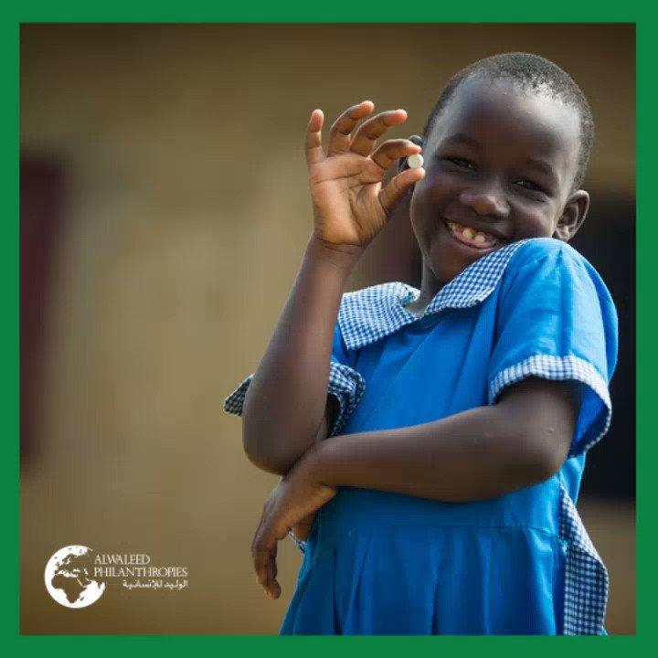 Since 2015, together with @TheENDFund , we have worked to combat five of the most prevalent neglected tropical diseases منذ عام 2015 عملنا مع منظمة @TheENDFund على مكافحة خمسة من الأمراض المداریة المھملة الأكثر انتشاراً بتوفير أكثر من مئة مليون جرعة من اللقاحات #vaccine #virus