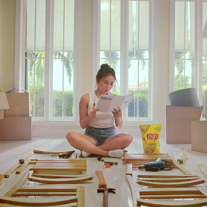 What's keeping Kath so distracted? Watch to find out! #LaysDeliciouslyDistracting