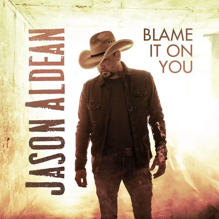 "Drop a comment if you've been rocking Jason's latest single, ""Blame It On You""!"