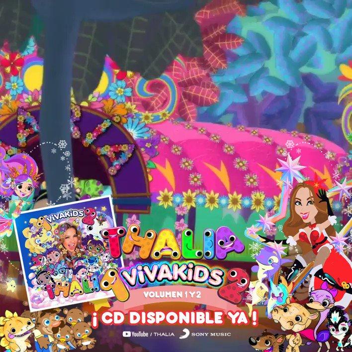 ¡Amores en México, busquen el VIVA KIDS VOL. 1 & 2 CD en @MixupTeam y @amazonmex! ¡Es el mejor regalito de navidad 🎄 para los más pequeños!🎁 ➡️  ➡️   #VK1 #VK2 #VK #VIVAKIDS #VIVAKIDS1 #VIVAKIDS2 @sonymusicmexico