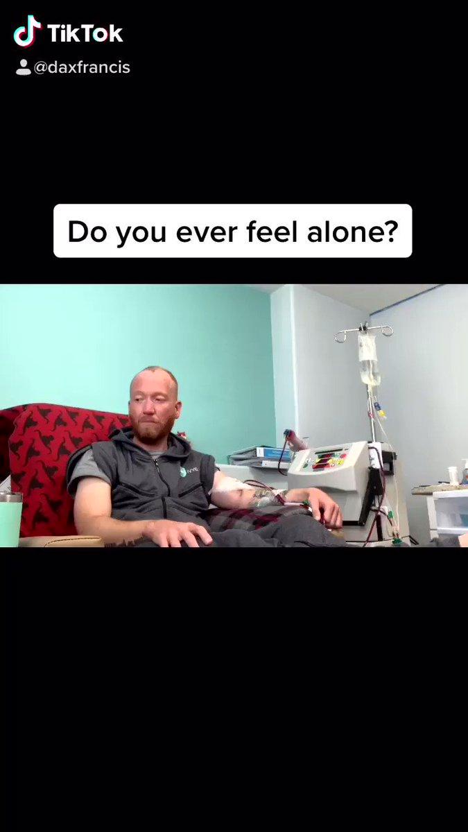 Do you ever feel alone? #ChristmasEve
