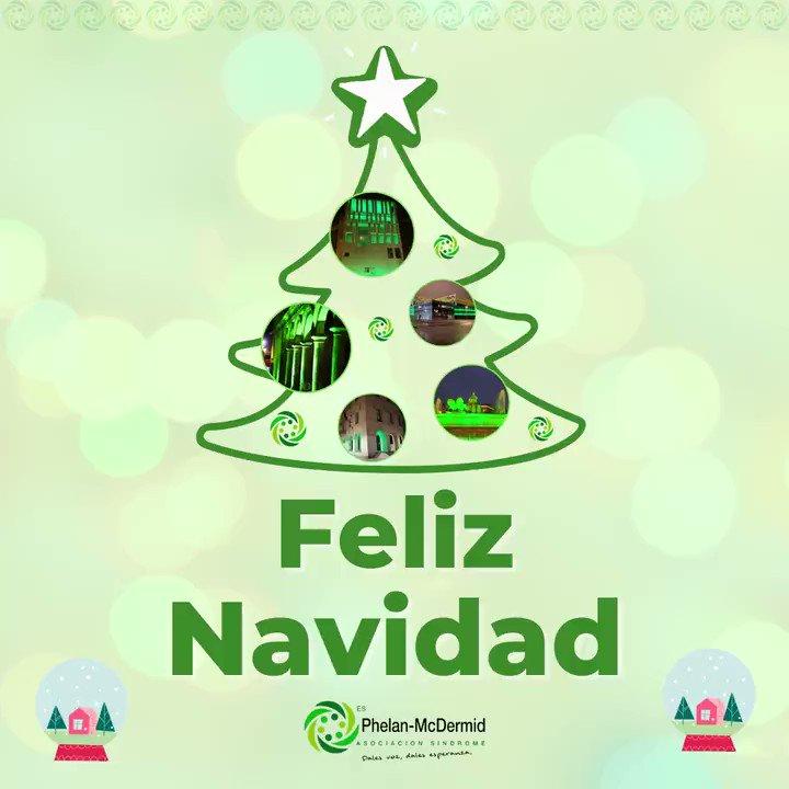 ¡Os deseamos Feliz Navidad para este año tan atípico!  💪Sabemos que 2020 ha sido un desafío para todos por eso queremos daros las gracias por seguir creciendo y luchando juntos.  🎄 ¡Feliz Navidad 2020!  #FelizNavidad2020 #phelanmcdermid #22q13 #phelanmcdermidsyndrome