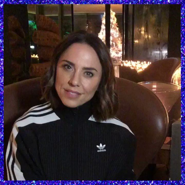 Christmas wishes from @MelanieCmusic 💙