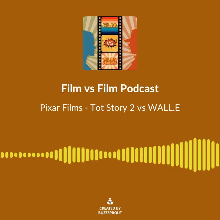 As Disney Pixar's soul is coming out this Christmas we have chosen our favourite Pixar films to discuss for the pod. #PixarSoul #pixar #PixarSoulTH #ToyStory #toystory25 #toystory2 #PodcastRecommendations #filmpodcast