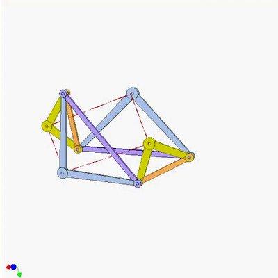 Inverse Parallelogram Mechanism