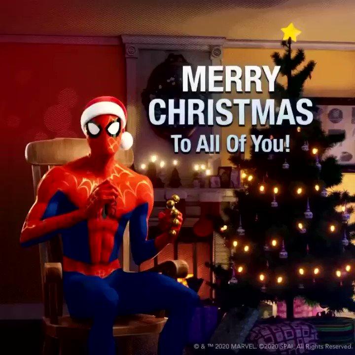Kalau dapet sesuatu dari secret santa Spiderman, pada mau minta apa nih? Selamat Natal semua! #StayHealthy