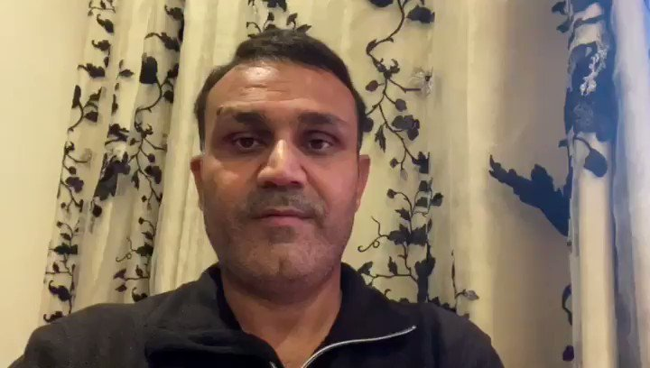 Merry Christmas to all from our dear founder @virendersehwag Check out the video...  #stayblessed #staysafe #stayhappy
