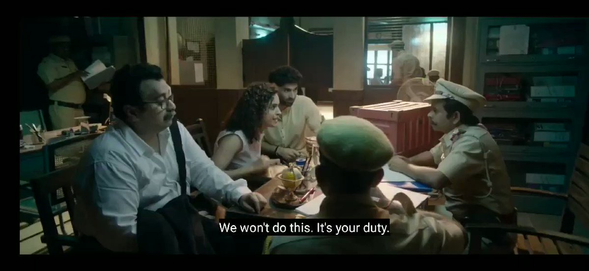This 34 second scene of #LudoMovie  has the best humour, acting, screenplay  & comedy in comparison of #CoolieNo1.   @Varun_dvn you are simply a disaster in the film #CoolieNo1. Please don't try to be #Govinda.   #LudoOnNetflix  #CoolieNo1Review  #CoolieNo1OnPrime