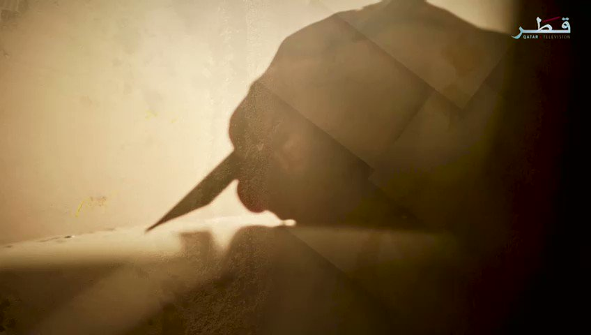 """""""حديث عن اللغة والشعر""""  محمد صالح يحلّ ضيفا على برنامج سوابح فكر على شاشة تلفزيون قطر مساء اليوم 9:30 بتوقيت الدوحة @Saleh_mass  @QatarTelevision"""