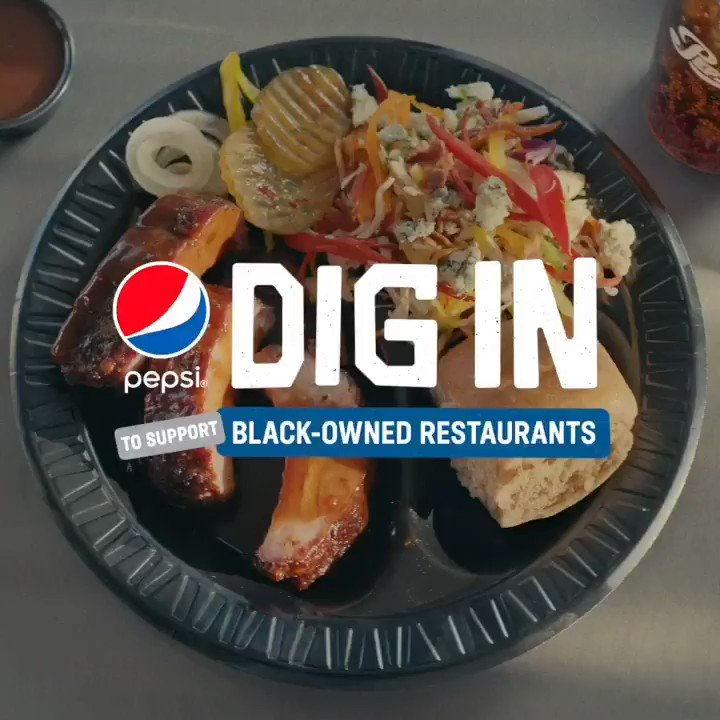 🍽️ Ready to dine for a good cause? 🍽️ We are proud to announce Pepsi Dig In – a platform that supports black-owned restaurants by providing training, business growth opportunities, and raising visibility for the industry. Stay tuned for more information.