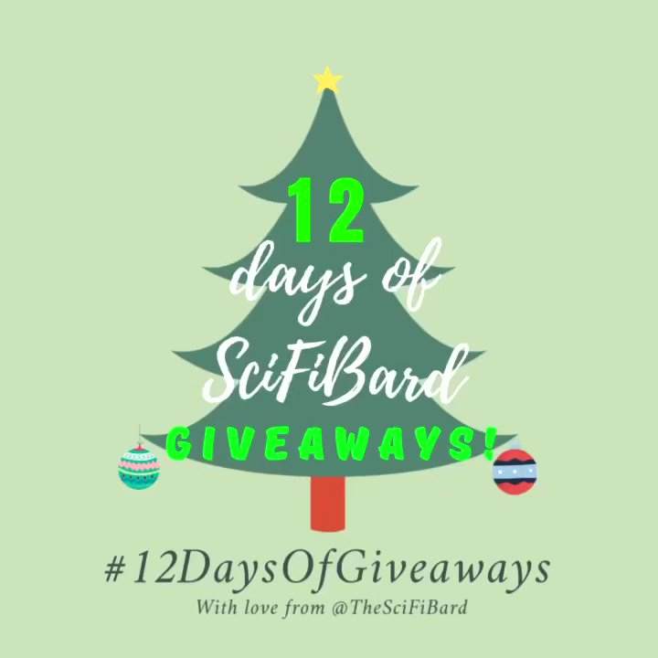 It's the spirit of the season 🎄 You can feel it in the air ❄️ You can hear it if you listen 👂 Everywhere, so much care, like a prayer 🙏 Whatever it is, you need to share it 👍  It's the spirit of the season! 🎁🥳  #12DaysOfGiveaways #SpreadJoy #TheSciFiBard #EarpItForward