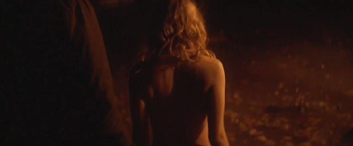 Hannah Murray – Bridgend (2015)  – Celeb Nudity