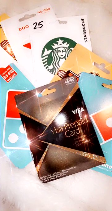 DOING A RAFFLE NOW TO WIN THESE GIFT CARDS, NOW ON MY MAIN PAGE https://t.co/ecfvCoCPul https://t.co/ecfvCoCPul