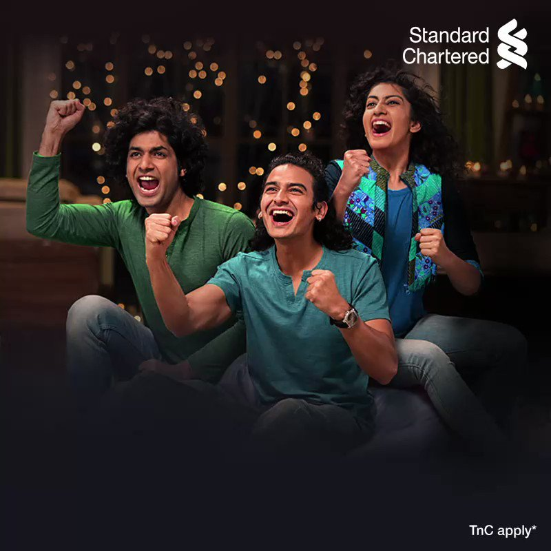 Make this holiday season special for you and your loved ones! Earn up to 10% cashback on Panasonic appliances with Standard Chartered credit card. Offer valid on EMI schemes till 31 Dec 2020. To know more,  #SeasonsOFFERings #StandardChartered