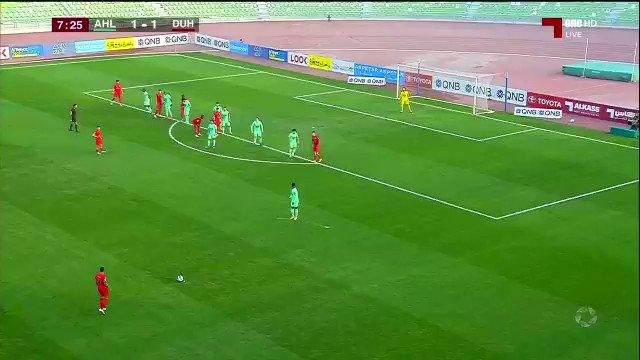 فيديو هدف الدحيل يتقدم 2 1 الأهلي.. بواسطة أحمد ياسر في الدقيقة 8.. دوري نجوم QNB