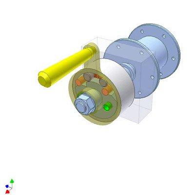 Pin Irreversible Lock