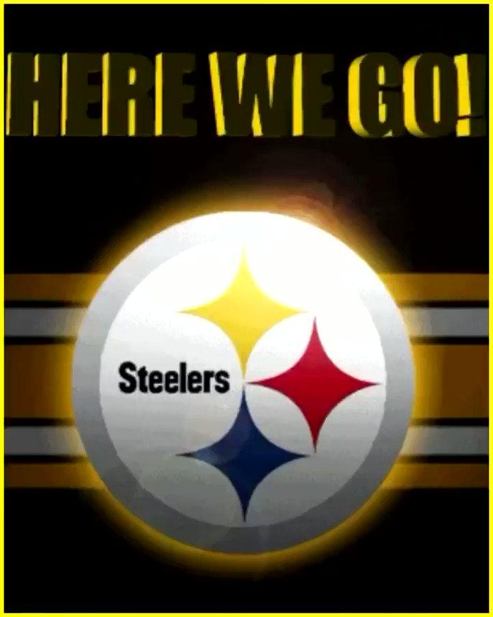 Here We Go STEELERS 🐝🐝🐝 #Steelers #HereWeGo