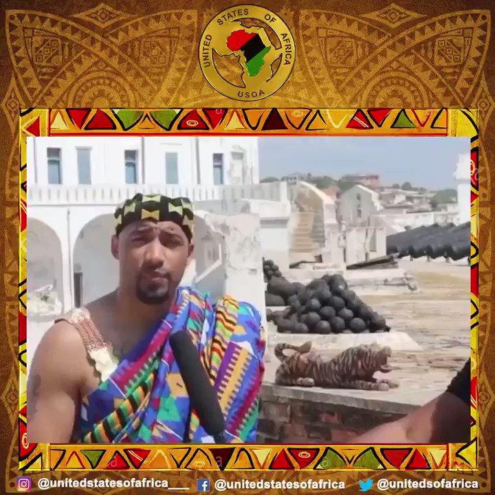 The el dorado is in Africa.  Africa is the promised Land.   #nfac #endsars #unitedstatesofafrica #usoa #blackpeopleunite #africaunite
