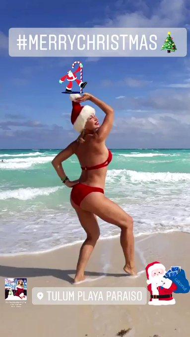 Vous avez passé un bon Noël ?! #feliznavidad https://t.co/ri3PqNwRPY