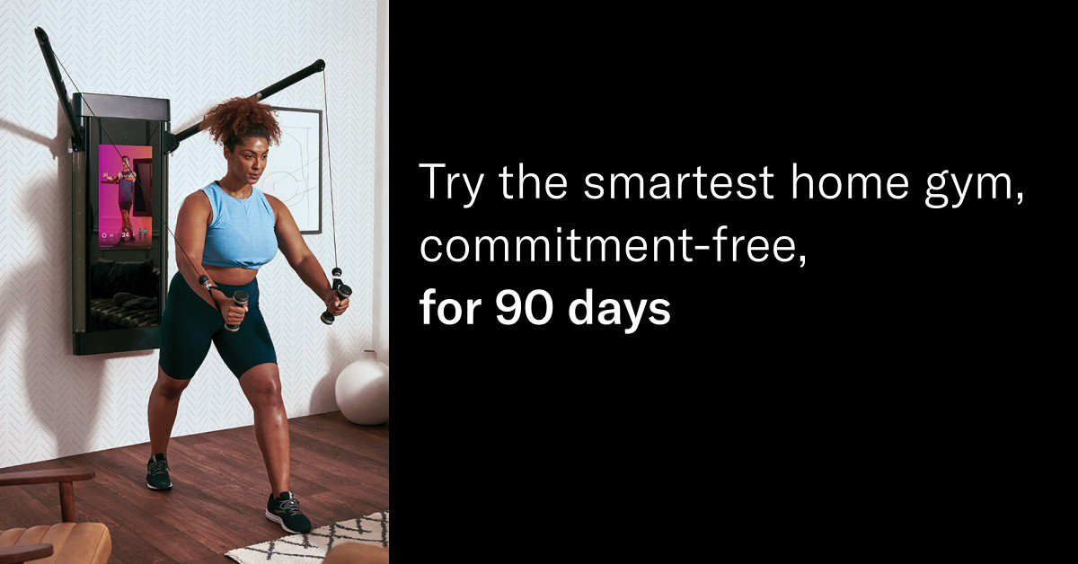 There are many things you can do in 90 days. None of them are as powerful as building a healthy habit for life. Try Tonal, in your home, for 90 days and start feeling your strongest. #BeYourStrongest