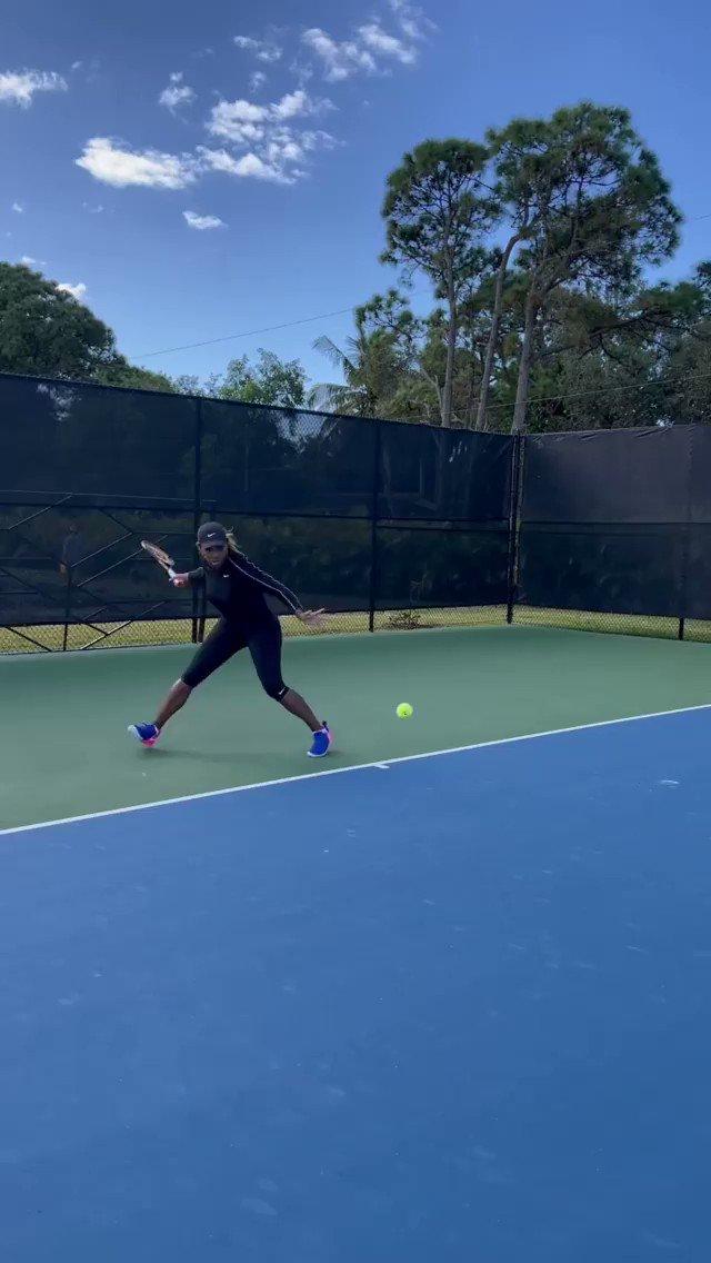 Serena training 🎾🎾and dancing  @theestallion  Bodyyyyyyyy  🔥🔥🔥 IG post
