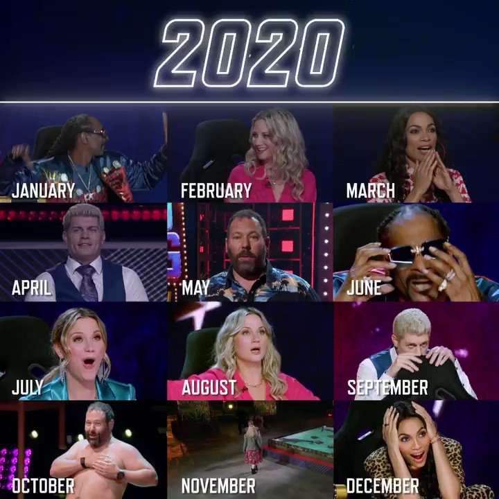 Happy New Year! Who is ready to go big in 2021?! 🙌  #GoBigShow