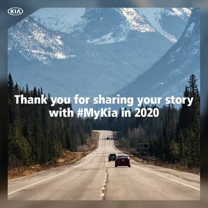 Every Movement Has A Story  Your story with your loved ones inspired Kia fans all around the world. Thank you for being a part of #MyKia in 2020.  #Kia #Sportage #Telluride #Cerato #Sorento