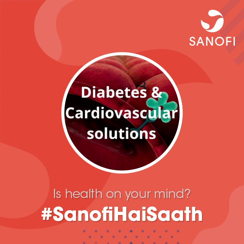 For over 60 years, Sanofi India has been a part of people's health journeys in several therapy areas, helping to prevent and treat diseases. No matter how common or rare, we pride ourselves in supporting you in your health challenges. For each, for all, #SanofiHaiSaath https://t.co/sfJoNo8aQe
