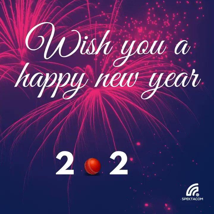 Wish you a very happy #newyear 2021 🏏