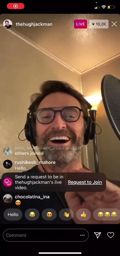 Hugh hosted the Gotcha4Life's 'Mind Your Mate' campaign together with Gus Worland to encourage people to connect on a deeper level with a mate and commit to 'Mind Your Mate Monday'.   🎥: Hugh's Instagram #hughjackman #GusWorland #mindyourmate #mentalhealth #mentalfitness #tbt