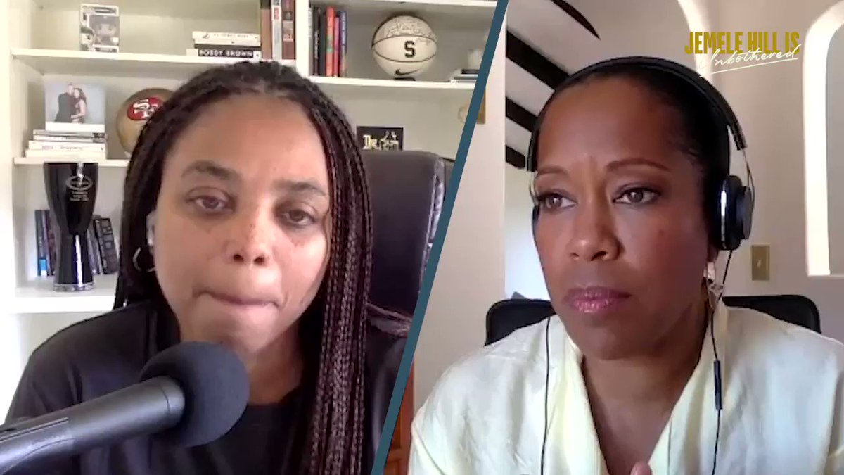3.@ReginaKing discusses her versatile career arc, what inspires her to be a director, and her thoughts on today's racially-charged climate.