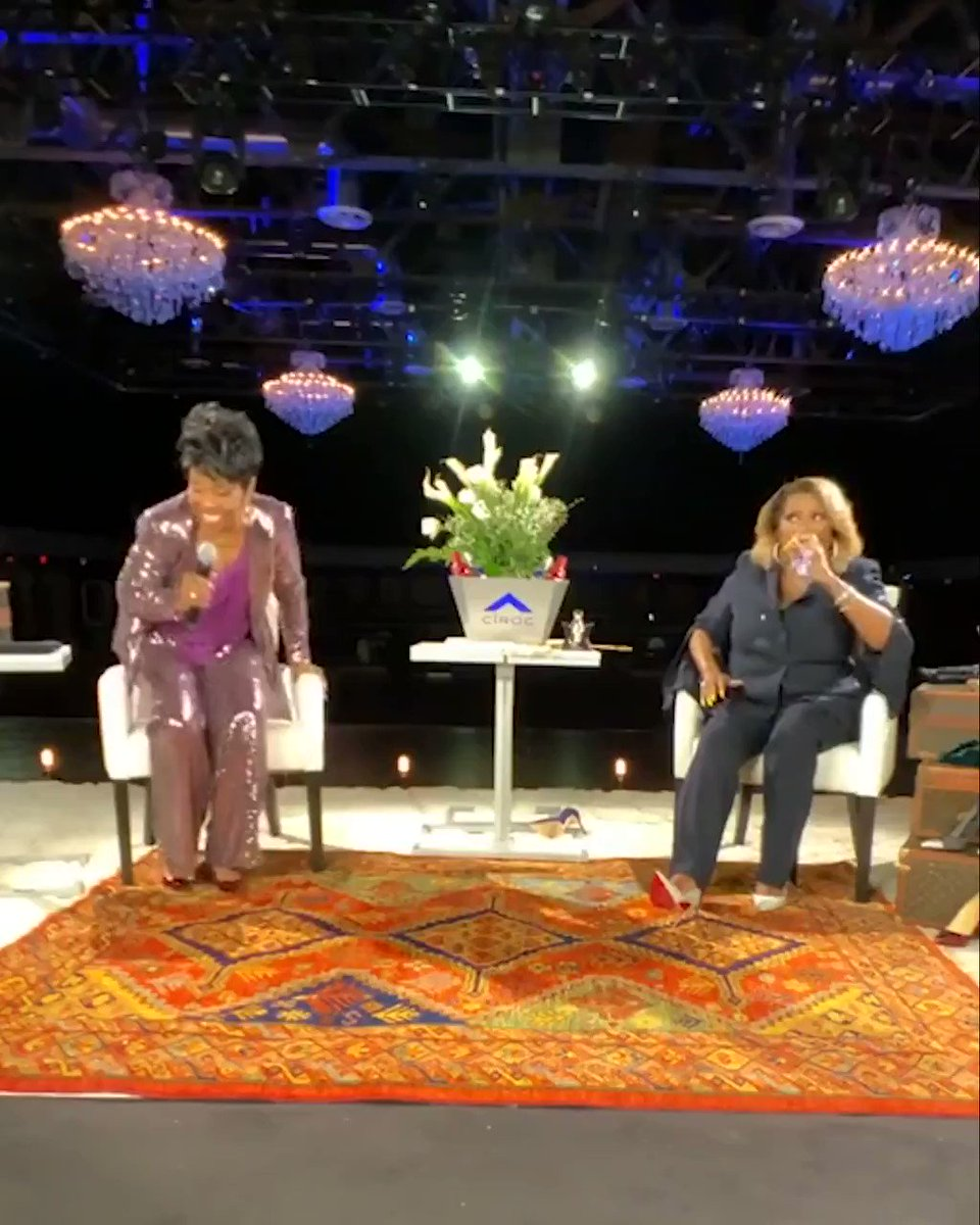 The queens Gladys Knight and Patti LaBelle gave us a masterclass, and a special surprise from Dionne Warwick.